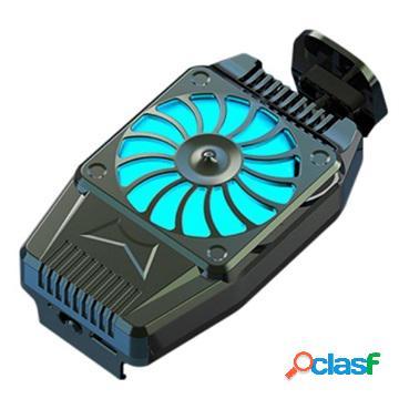 Smartphone mini coque ventilée code cooler h15 - noir