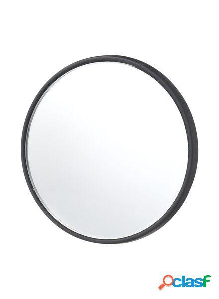 Hema miroir de poche (noir)
