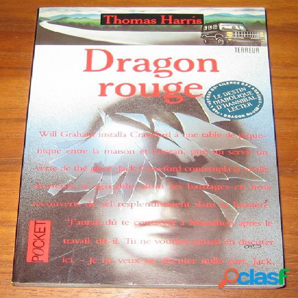 Dragon rouge, thomas harris