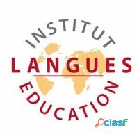 cours d'italien CPF Lyon 8   Institut Langues Education