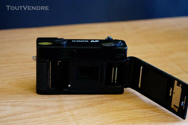 Minolta hi matic af rangefinder film camera 38mm f2.8