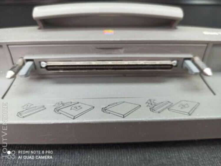 Apple macintosh powerbook duo minidock portable mini dock m7