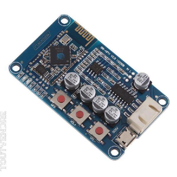 Carte d'amplificateur puissance hifi récepteur bluetooth