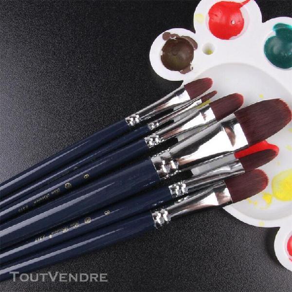 Colorcome® 6 pièces stylos pinceau à colorier à l'eau