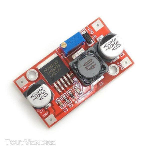 Colorcome® lm2577 dc-dc module alimentation réglable
