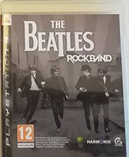 Jeu ps3 - rock band: the beatles occasion,