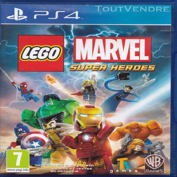 lego marvel-super heroes