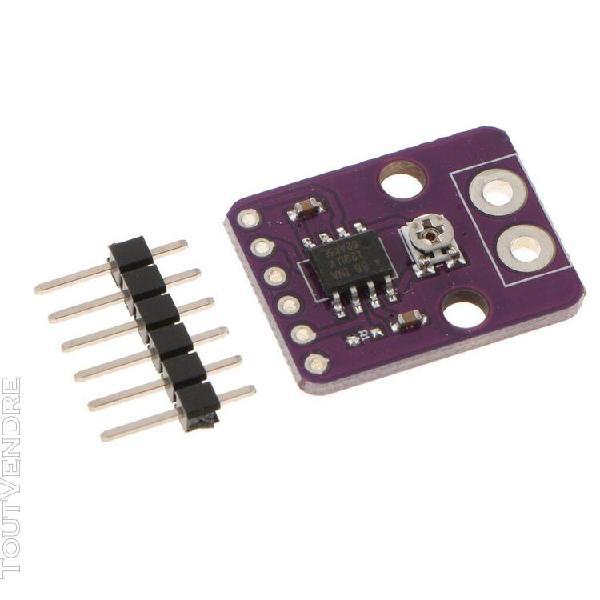 Module amplificateur instrumentation polyvalent kit circuit