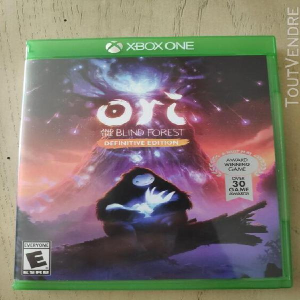 ori and the blind forest - us