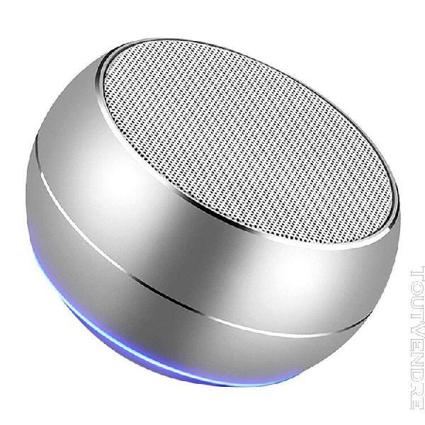 tapomeis orateur 131haut-parleurs bluetooth portatifs à led