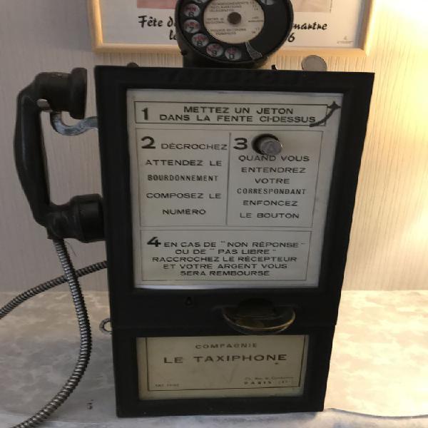 Téléphone taxiphone occasion, paris (75015)