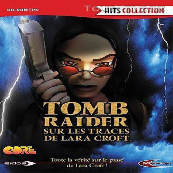 tomb raider - sur les traces de lara croft - hits collection
