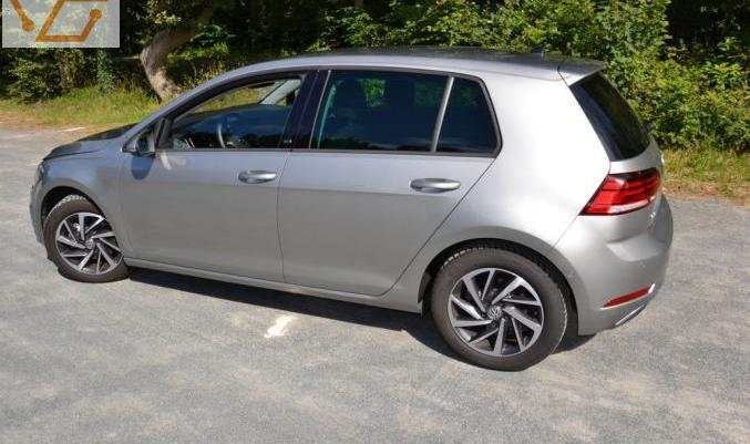 volkswagen golf 1.5 tsi 150 evo bluemotion te...