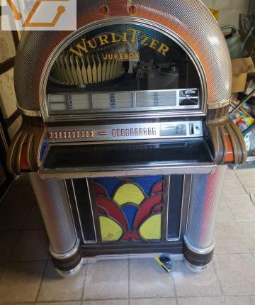 Wurlitzer modele 1050 edite en 1973 à 2000 e...