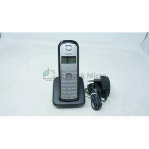 Téléphone sans fil avec base gigaset as29h - stock fr -