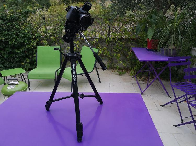 Trépied photo-vidéo occasion, clermont-l'hérault (34800)
