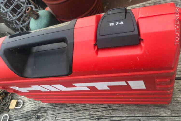 Valise boîte coffret vide vide vide hilti te 7a perforateur