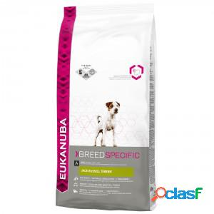 Eukanuba breed specific jack russell terrier pour chien 2 kg