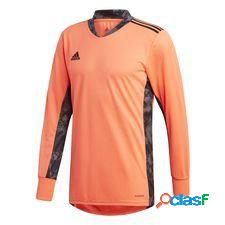 Adidas maillot de gardien adipro 20 - coral/noir enfant