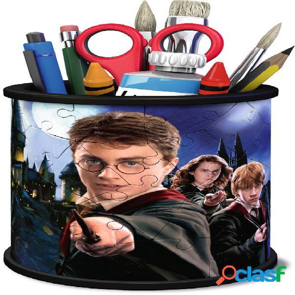 Puzzle 3d - pot à crayons - harry potter (tm) ravensburger