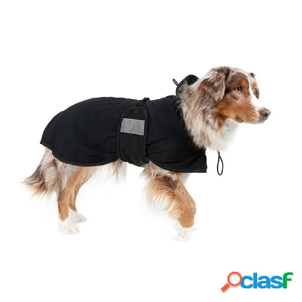 Manteau filet back on track, pour chien