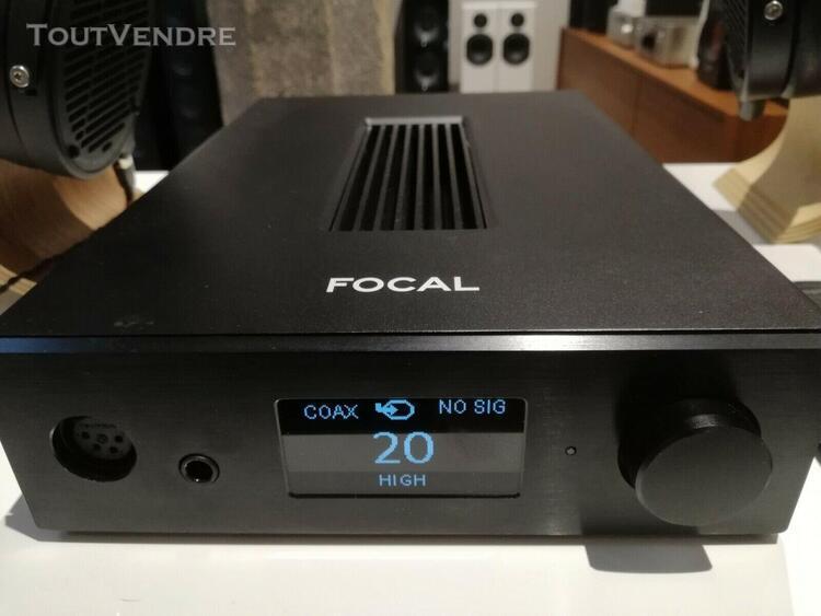 Amplificateur/amplifier focal arche (occasion)