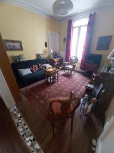 Appartement à vendre havre 3 pièces 50 m2 seine maritime