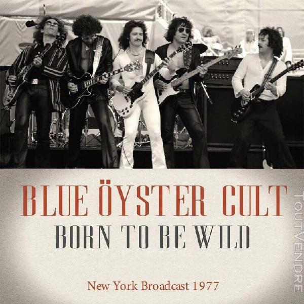 Born to be wild radio broadcast long island ny 1977