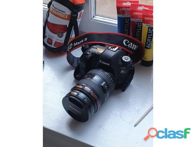 Canon 6D mk II Occasion