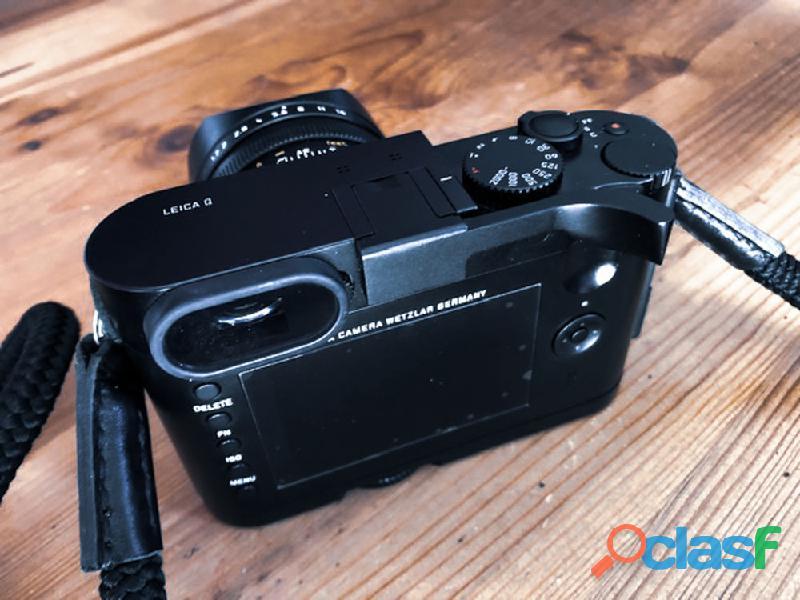 Leica Q en très bon état de fonctionnement complet avec boite et facture, 2