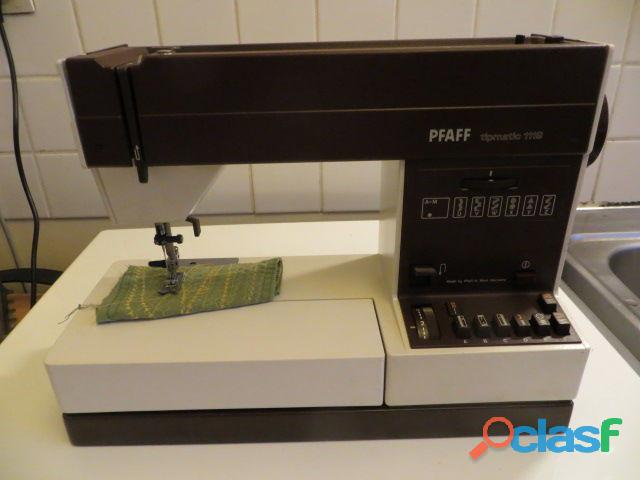 machine a coudre pfaff tipmatic1119 revisee garantie