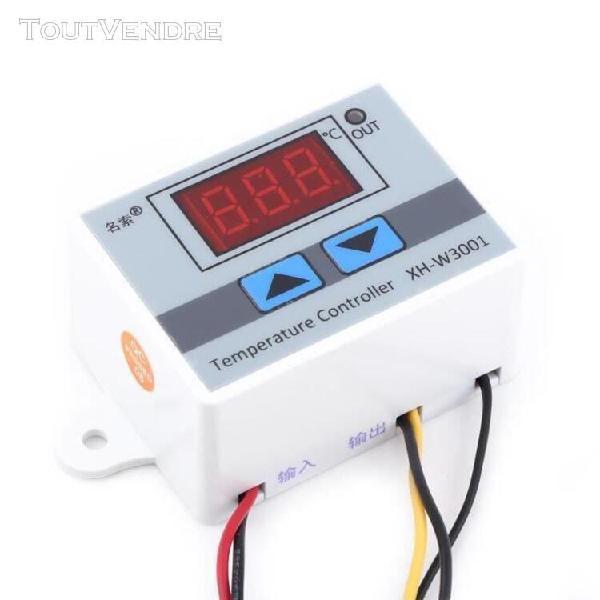 Régulateur de température 220v (thermostat