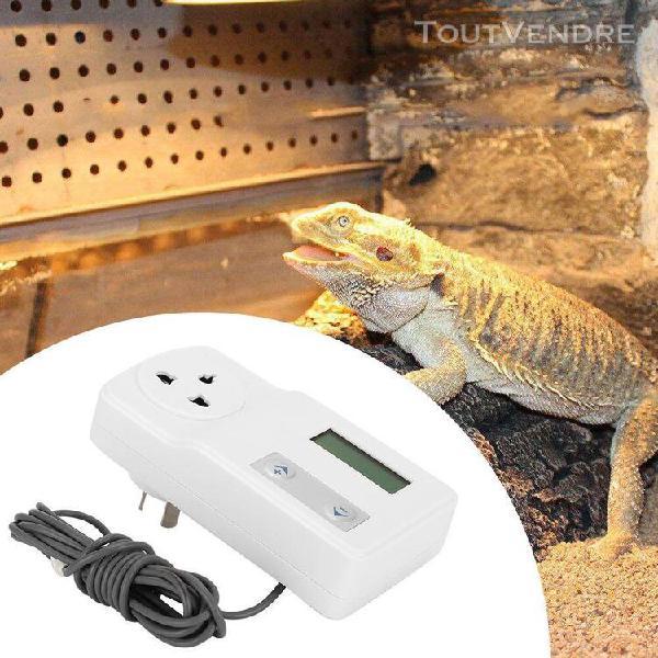 Régulateur de température intelligent avec affichage
