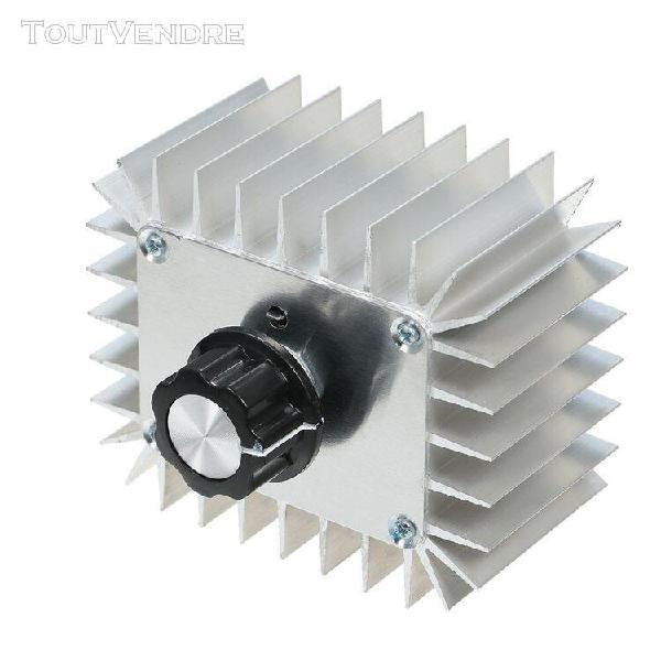 Régulateur électrique de vitesse de régulateur de tension