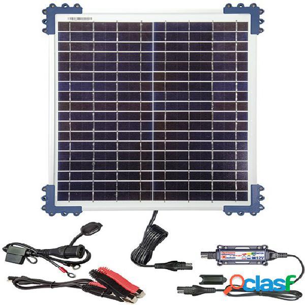 Optimate solar + panneau solaire 20w 12v/1,66a, chargeurs d'entretien pour la moto, tm522-2