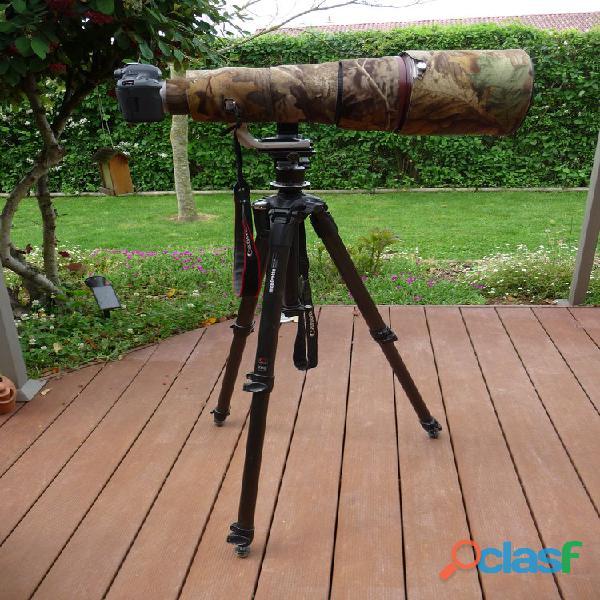 À saisir Objectif 600 f4 série L IS USM avec de nombreux accessoires