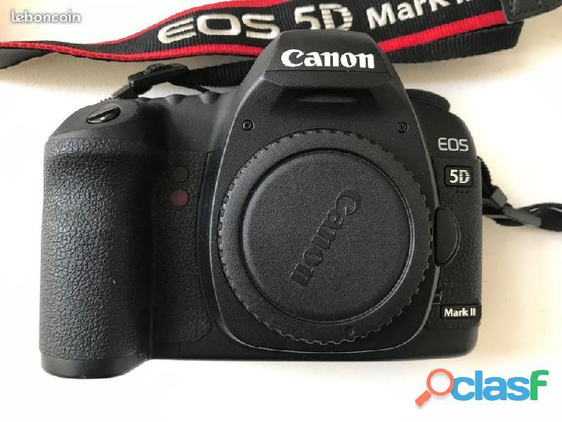 Canon EOS 5D Mark II Full Frame DSLR 1