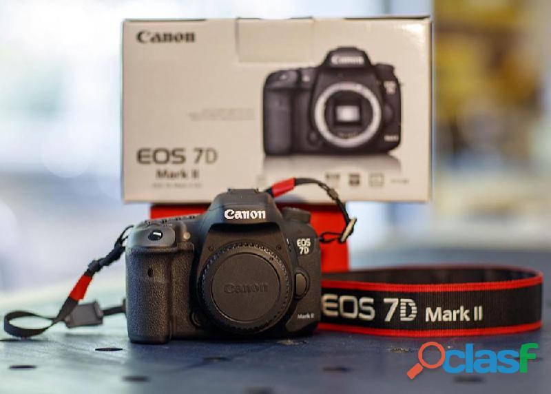 Canon EOS 7D Mark II 3.545 déclenchement