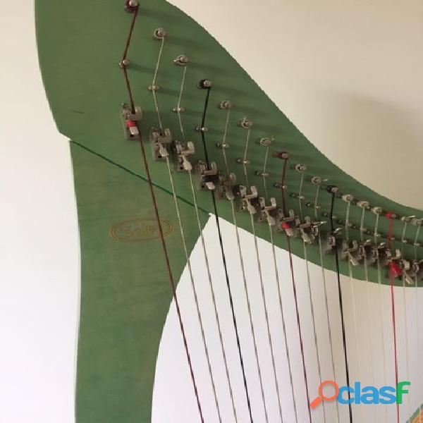 Harpe celtique Aida SALVI occasion 2