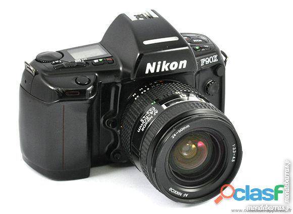 Irréprochable Nikon F90x occasion
