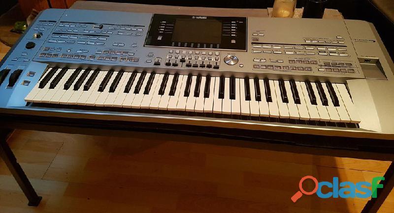 Jolie clavier Yamaha tyros 5 occasion 1