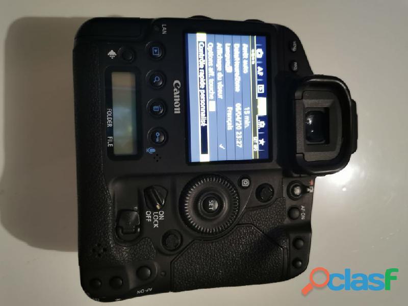 Magnifique Canon 1Dx Mark ll occasion