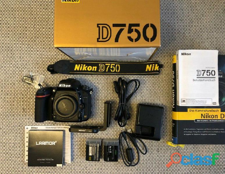 Magnifique Nikon D750 occasion
