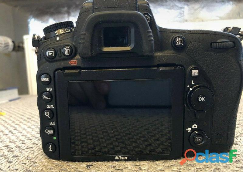 Magnifique Nikon D750 occasion 1