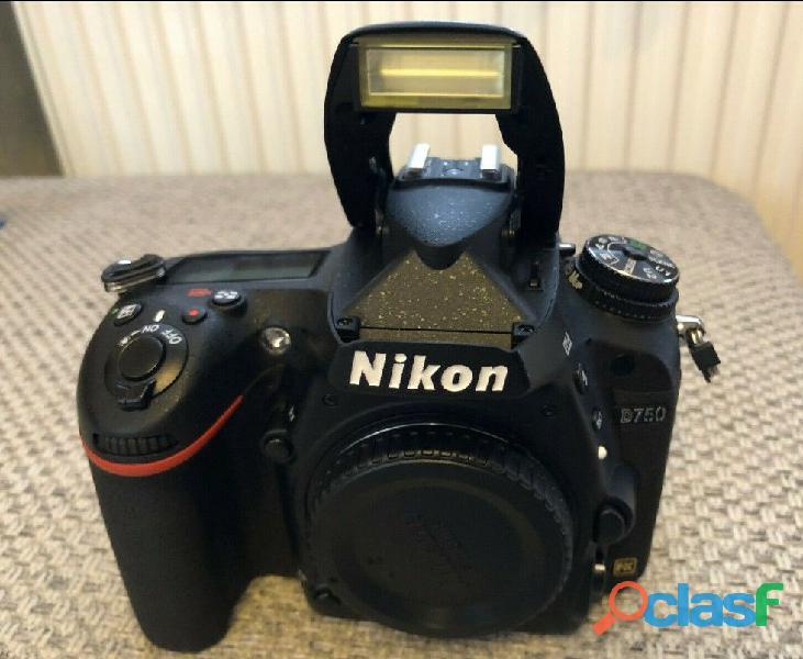 Magnifique Nikon D750 occasion 2