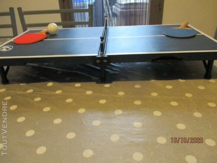 Mini table de ping-pong - go sport tbe