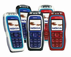 Nokia 3220 hors service sans batterie sans chargeur