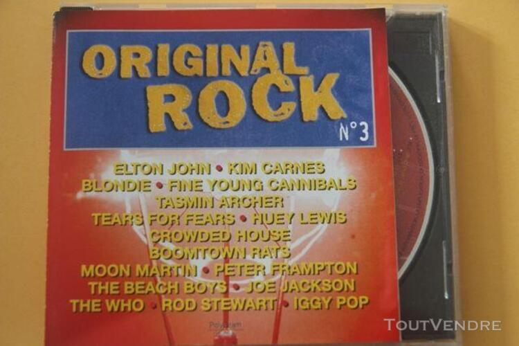 Original rock n°3