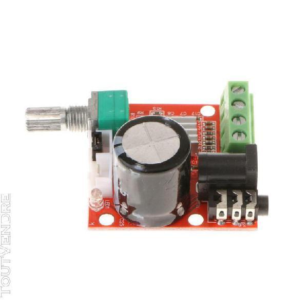 Pam8610 mini amplificateur d'audio stéréo module de carte
