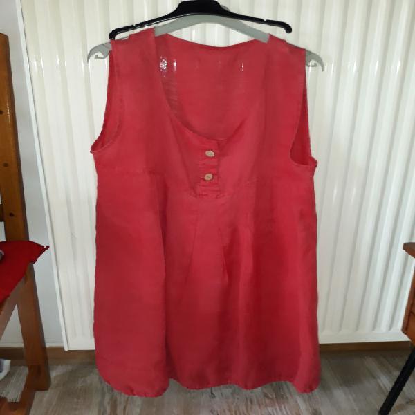 Une robe tunique rose t: xl occasion, le havre (76600)